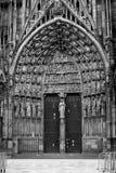 Cathédrale de Strasbourg Images stock