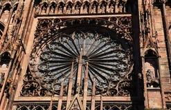 Cathédrale de Strasbourg Photographie stock
