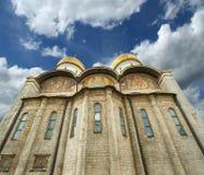 Cathédrale de supposition, Moscou Kremlin Photos stock