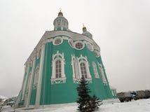 Cathédrale de supposition. Smolensk. La Russie. Photos stock