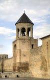 Cathédrale de Svetitskhoveli Mtskheta georgia photos libres de droits