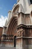 Cathédrale de Tarragona Photographie stock libre de droits