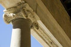 Cathédrale de Terracina des solides solubles. Pietro et Cesareo, Italie du sud photo stock