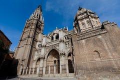 Cathédrale de Toledo Photo libre de droits