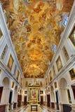 Cathédrale de Toledo Interior images libres de droits