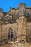 Cathédrale de Tortosa, province de Tarragone, Espagne Photographie stock