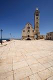 Cathédrale de Trani images stock