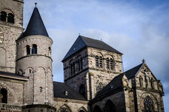Cathédrale de Trier, Allemagne Photos stock