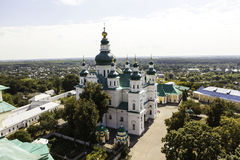 Cathédrale de trinité (Chernihiv) Ukraine. Image stock