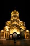 Cathédrale de trinité de saint Photographie stock