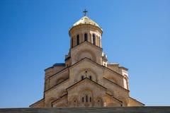 Cathédrale de trinité sainte Photos libres de droits