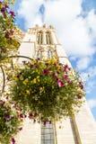 Cathédrale de Truro dans les Cornouailles R-U Angleterre Images libres de droits