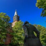 Cathédrale de Turku Photographie stock libre de droits