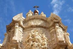 Cathédrale de Valence Photos libres de droits