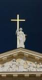 Cathédrale de Vilnius Image libre de droits