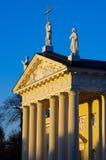 Cathédrale de Vilnius photographie stock libre de droits