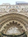 Cathédrale de Zagreb Photos libres de droits