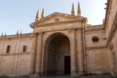 Cathédrale de Zamora Photo stock