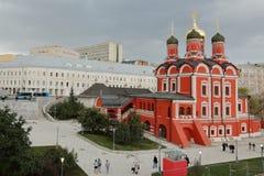 Cathédrale de Znamensky le temple principal du monastère de Znamensky photographie stock libre de droits