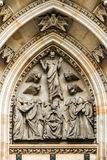Cathédrale des saints Vitus, Prague Photo libre de droits