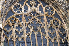 Cathédrale des saints Vitus, Prague Photos libres de droits
