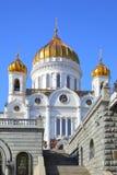 Cathédrale du Christ le sauveur Photographie stock libre de droits