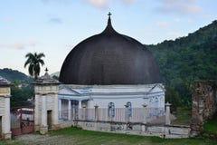 Cathédrale du Haïti dans Milot Image stock