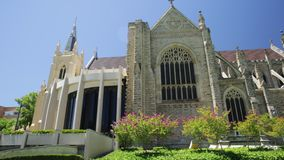 Cathédrale du ` s de St Mary banque de vidéos