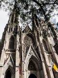 Cathédrale du ` s de St Patrick, New York Photographie stock libre de droits
