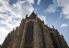 Cathédrale du ` s de St Stephen à Vienne photos libres de droits