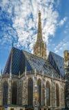 Cathédrale du ` s de St Stephen, Vienne Image stock