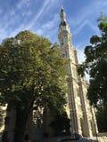 Cathédrale du sacrement béni Images libres de droits