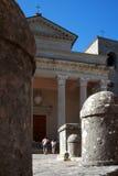 Cathédrale du Saint-Marin Photographie stock libre de droits