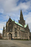 Cathédrale Ecosse de Glasgow Images stock