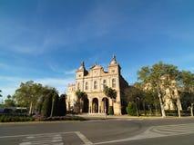 Cathédrale en Séville, Andalousie, Espagne Avril 2015 Photos stock