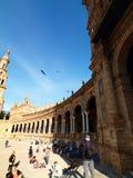 Cathédrale en Séville, Andalousie, Espagne Avril 2015 Photo libre de droits