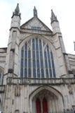 Cathédrale et église de Widnsor de l'anglais Photos libres de droits