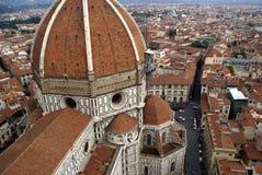 Cathédrale et ville Photos libres de droits