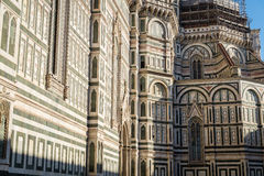 cathédrale Florence Italie Images libres de droits