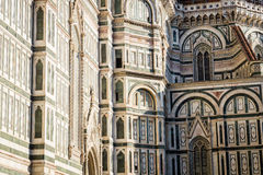 cathédrale Florence Italie Photographie stock