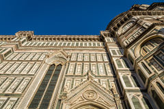 cathédrale Florence Italie Images stock