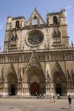 Cathédrale française Image stock