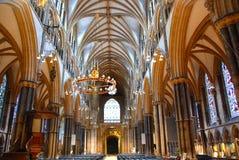 Cathédrale gothique 1 Images libres de droits