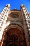 Cathédrale gothique image libre de droits