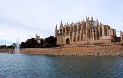 Cathédrale gothique Photo stock