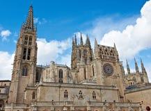 Cathédrale gothique photo libre de droits