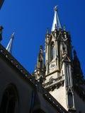 Cathédrale gothique Photographie stock