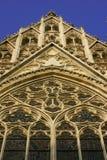 Cathédrale gothique - Votivkirche Photo libre de droits