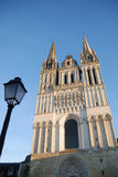 Cathédrale Heiliges Maurice Lizenzfreies Stockbild