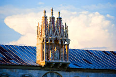cathédrale Italie Pise photographie stock libre de droits